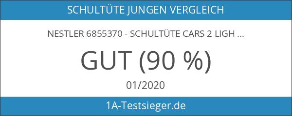 Nestler 6855370 - Schultüte Cars 2 Lightning McQueen