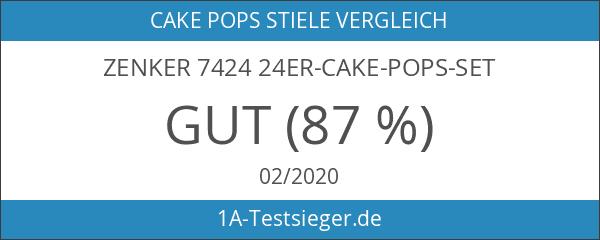 Zenker 7424 24er-Cake-Pops-Set