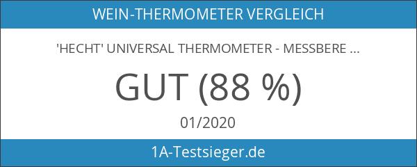 'Hecht' Universal Thermometer - Messbereich von -12° bis 112° Grad