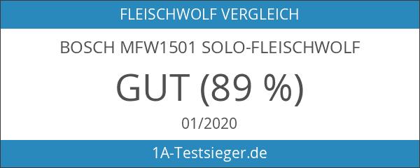 Bosch MFW1501 Solo-Fleischwolf