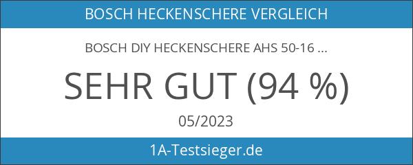 Bosch DIY Heckenschere AHS 50-16
