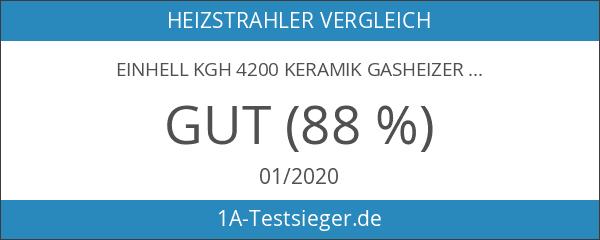 Einhell KGH 4200 Keramik Gasheizer