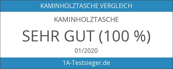Kaminholztasche