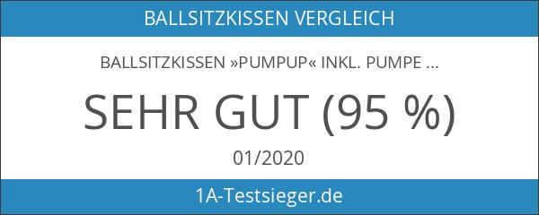 Ballsitzkissen »PumpUp« inkl. Pumpe