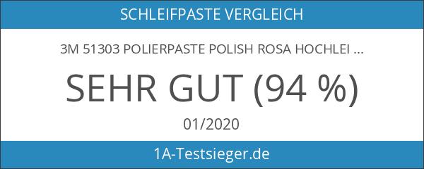3M 51303 Polierpaste Polish Rosa Hochleistungswachs