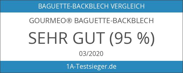 GOURMEO® Baguette-Backblech
