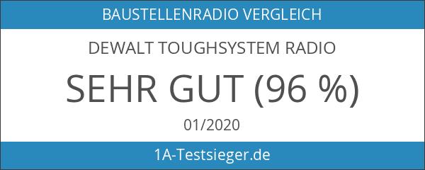 Dewalt Toughsystem Radio