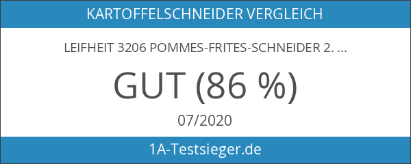 Leifheit 3206 Pommes-Frites-Schneider 2.0