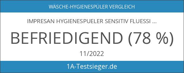 IMPRESAN Hygienespueler sensitiv fluessig 1250 Milliliter