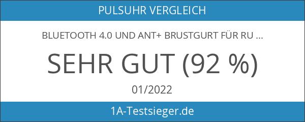 BLUETOOTH 4.0 und ANT+ BRUSTGURT für RUNTASTIC