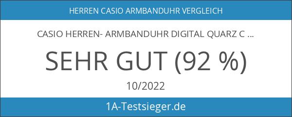 Casio Herren- Armbanduhr Digital Quarz CASIO Collection Men