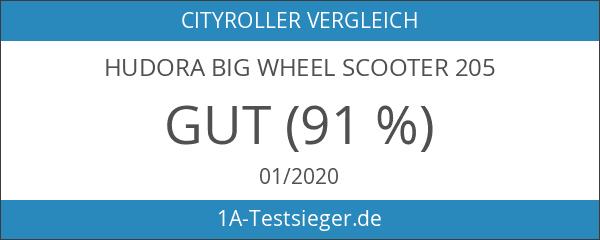 HUDORA Big Wheel Scooter 205