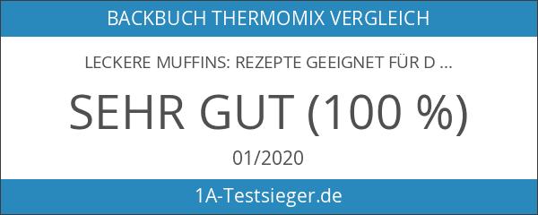 Leckere Muffins: Rezepte geeignet für den Thermomix