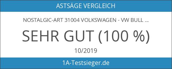 Nostalgic-Art 31004 Volkswagen - VW Bulli - Good things are