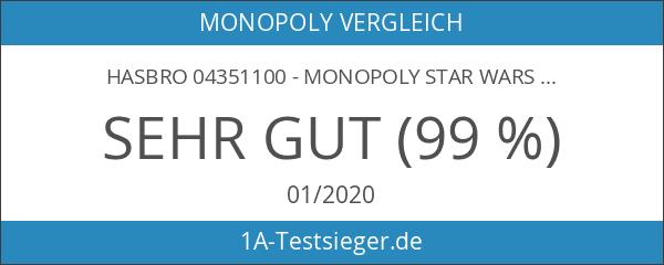 Hasbro 04351100 - Monopoly Star Wars