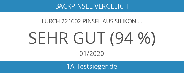 Lurch 221602 Pinsel aus Silikon
