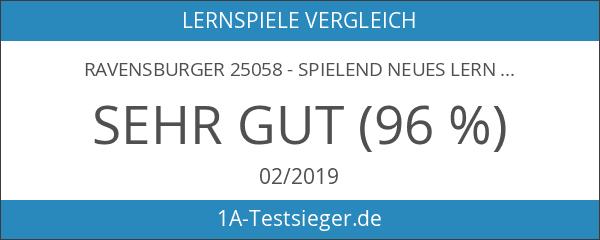"""Ravensburger 25058 - Spielend Neues Lernen """"Wir spielen Einkaufen"""""""
