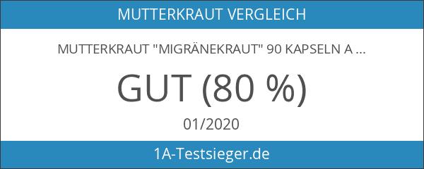 """Mutterkraut """"Migränekraut"""" 90 Kapseln a 430mg"""