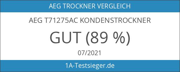 AEG T71275AC Kondenstrockner