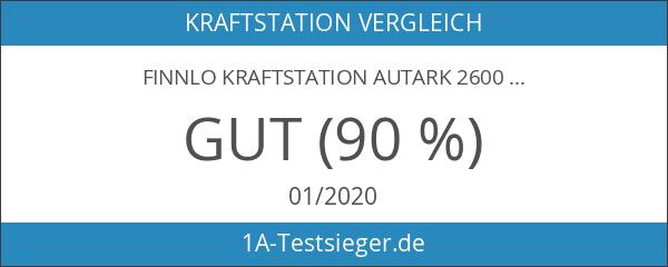 Finnlo Kraftstation Autark 2600