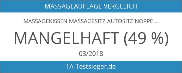 Massagekissen Massagesitz Autositz Noppenkissen Auto