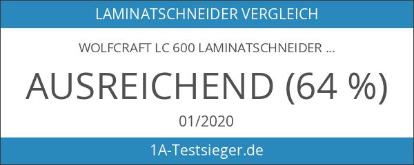 Wolfcraft LC 600 Laminatschneider