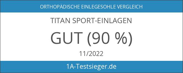 TITAN Sport-Einlagen
