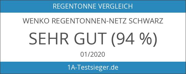 """Regentonnen-Netz """"schwarz"""""""