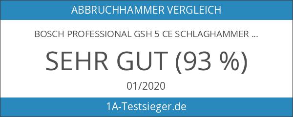 Bosch Professional GSH 5 CE Schlaghammer mit SDS-max