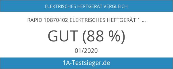 Rapid 10870402 Elektrisches Heftgerät 105E