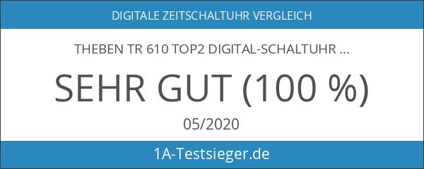 Theben TR 610 TOP2 Digital-Schaltuhr