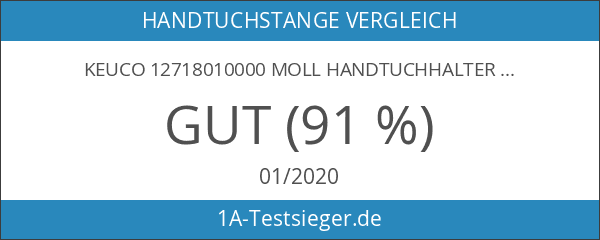 Keuco 12718010000 Moll Handtuchhalter