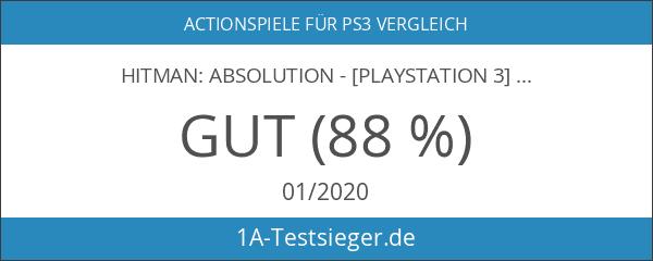 Hitman: Absolution - [PlayStation 3]