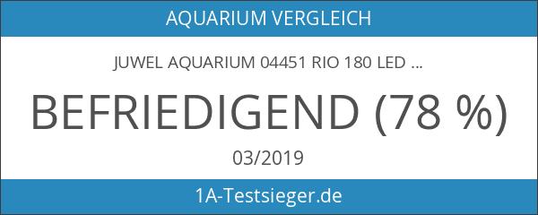 Juwel Aquarium 04451 Rio 180 LED