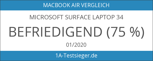 Microsoft Surface Laptop 34