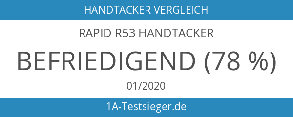 Rapid R53 Handtacker