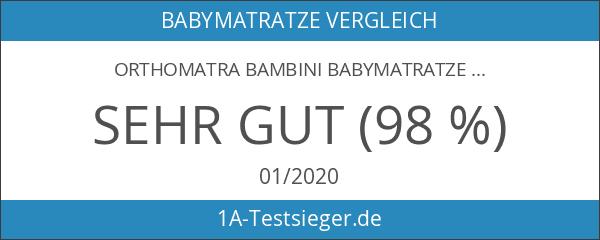 OrthoMatra Bambini Babymatratze