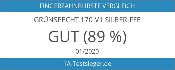 Grünspecht 170-V1 Silber-Fee