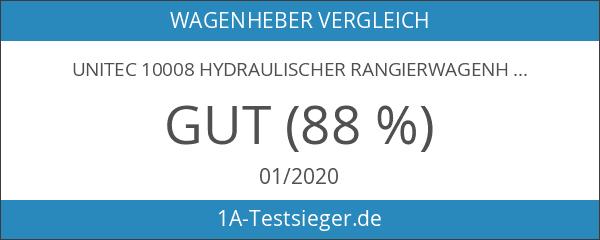 Unitec 10008 Hydraulischer Rangierwagenheber 2 T