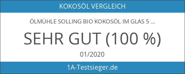 Ölmühle Solling Bio Kokosöl im Glas 500ml