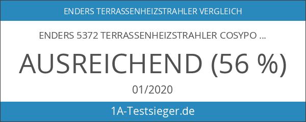 Enders 5372 Terrassenheizstrahler Cosypolo Edelstahl