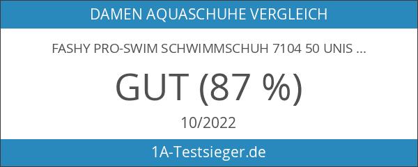 Fashy Pro-Swim Schwimmschuh 7104 50 Unisex - Erwachsene Sportschuhe -