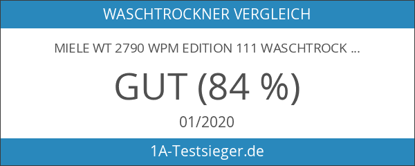 Miele WT 2790 WPM Edition 111 Waschtrockner