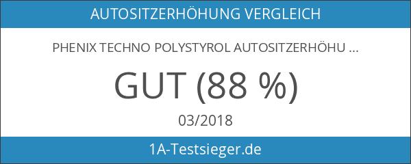 Phenix Techno Polystyrol Autositzerhöhung