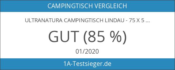 Ultranatura Campingtisch Lindau - 75 x 55 x 60