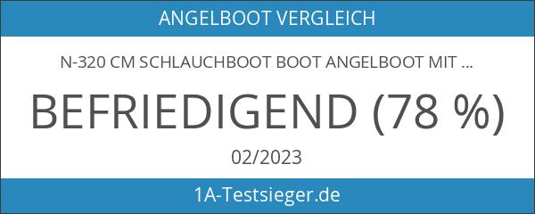 N-320 cm Schlauchboot Boot Angelboot mit Luftboden Bengar Nexus