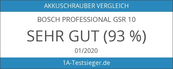 Bosch Professional GSR 10