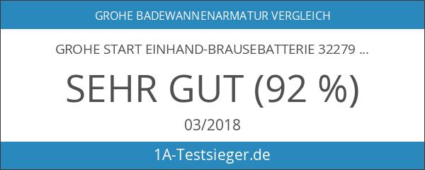 GROHE Start Einhand-Brausebatterie 32279000