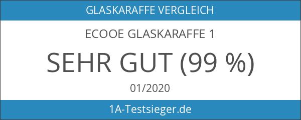 Ecooe Glaskaraffe 1