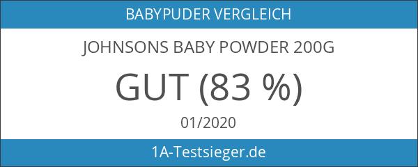 Johnsons Baby Powder 200g